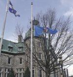 Les élus rendent hommage à Huguette Corbeil