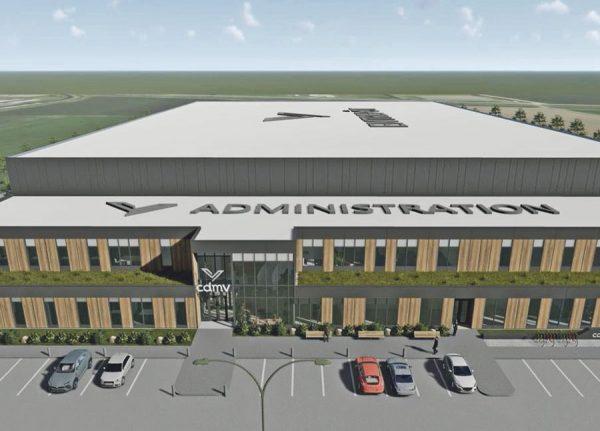 Saint-Hyacinthe Technopole confirme le déménagement de CDMV dans la Cité