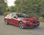Acura TLX 2021 : changement radical