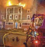 Incendie dévastateur sur la rue Dessaulles