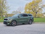 Dodge Durango R/T 2021 : du plaisir pas politiquement correct