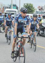 Le Tour CIBC fera un départ à Saint-Hyacinthe