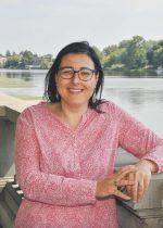Marijo Demers heureuse d'affronter  André Beauregard aux élections